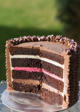 Devil's Food Cake <br/> {Gluten Free, or Not}