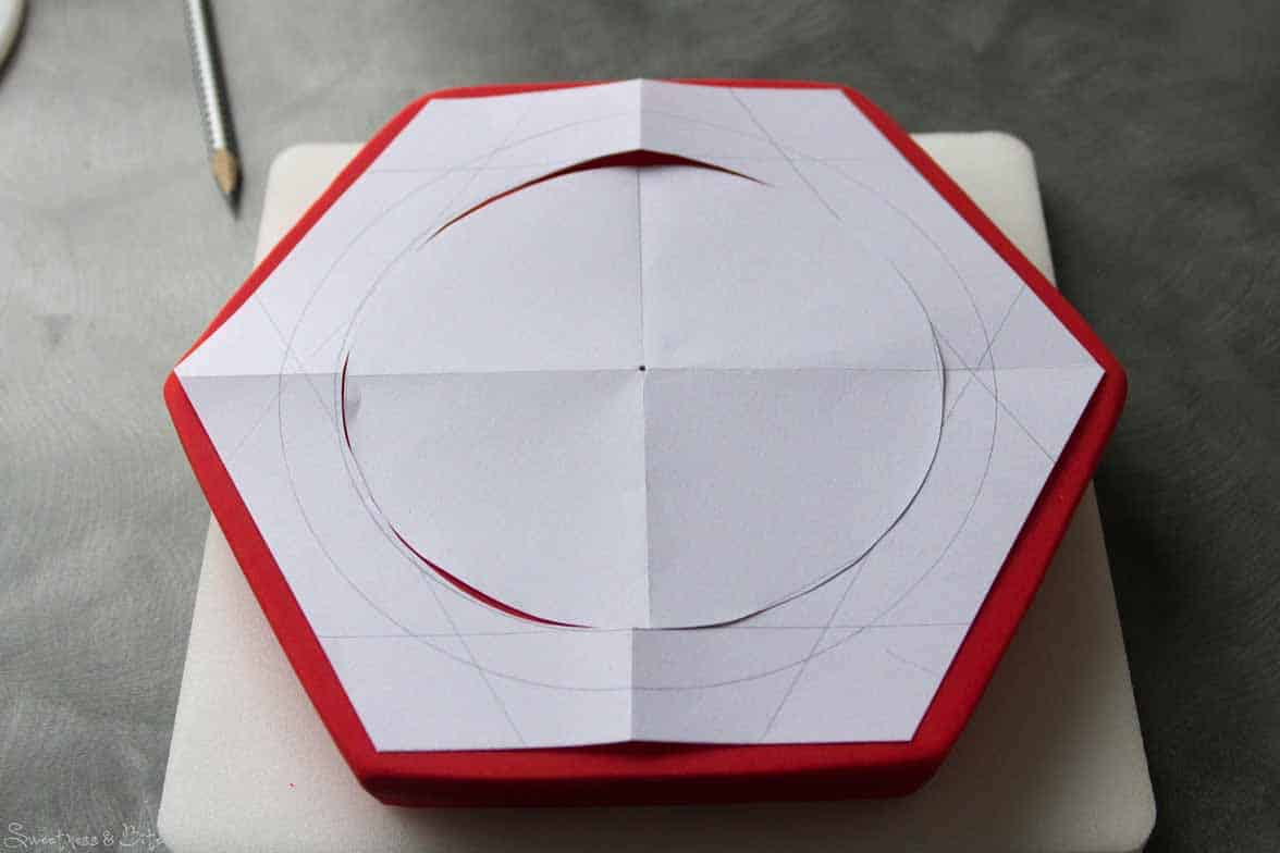 Lid template.