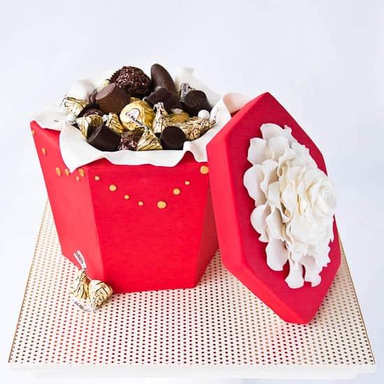 Mmm, chocolate