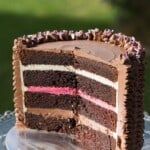 Devil's Food Cake  {Gluten Free, or Not}
