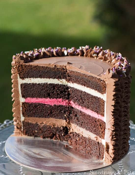 Pin Neapolitan Christmas Cake Recipecom Cake on Pinterest