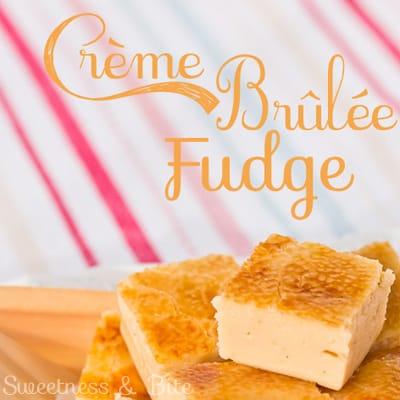 Creme Brulee Fudge Thumbnail