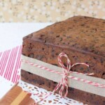 Gluten Free Fruit Cake ~ Sweetness & Bite