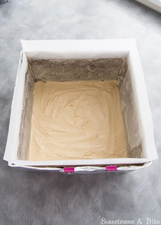 Gluten Free Fruit Cake Smooth Base ~ Sweetness and Bite