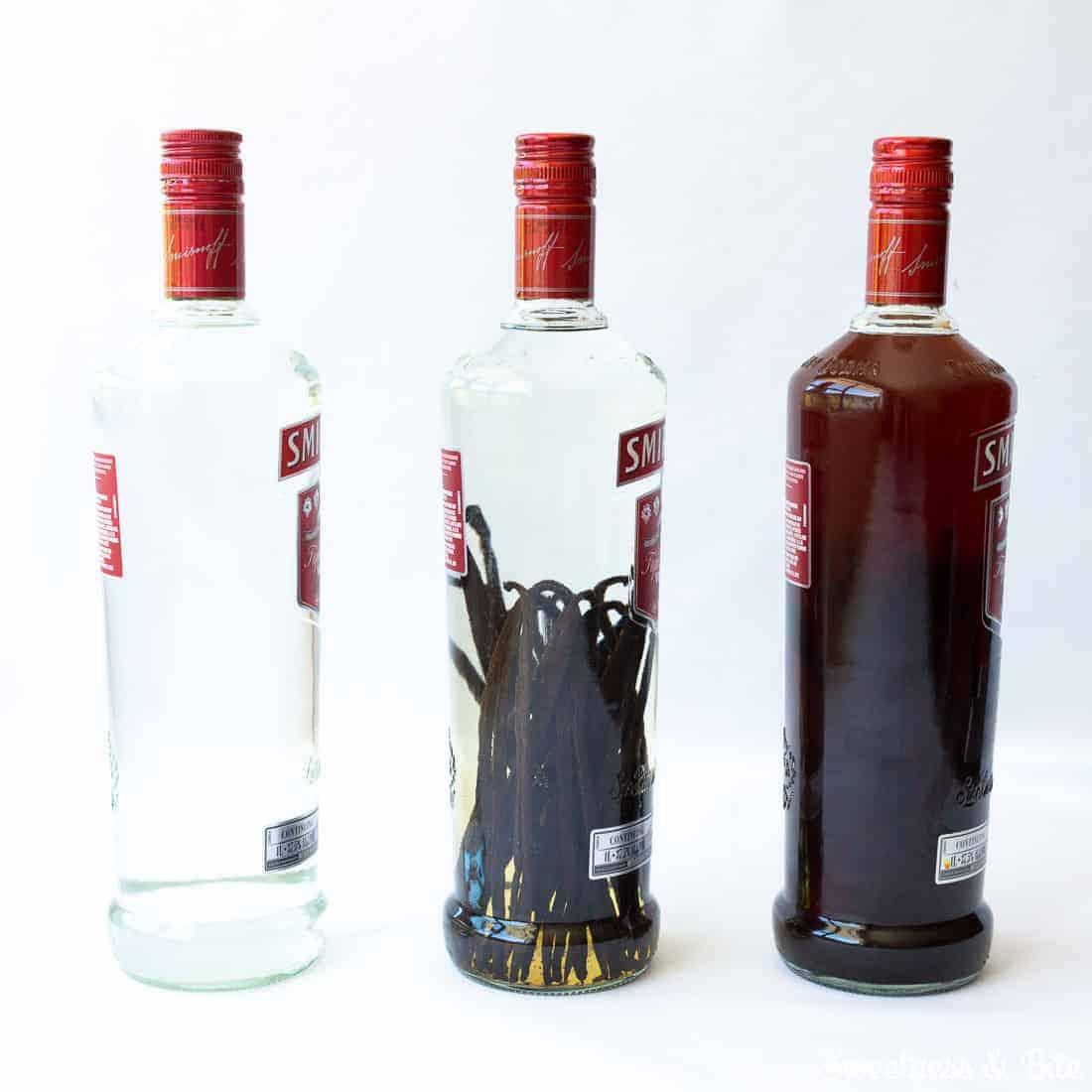 homemade-vanilla-extract-vodka-only-colour