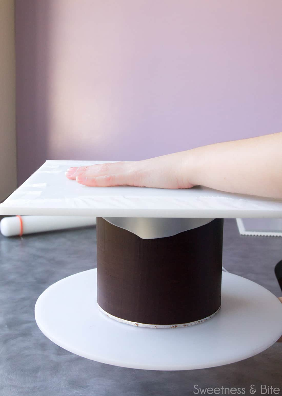 Recipes For Chocolate Ganache For Cake Under Fondant