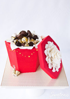 Chocolate Box Cake ~ Tutorial