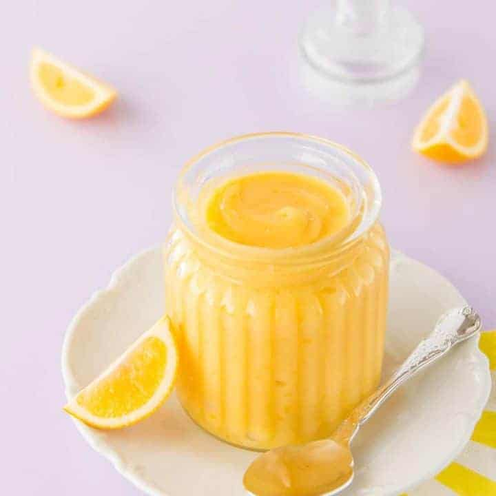 Easy Lemon Curd