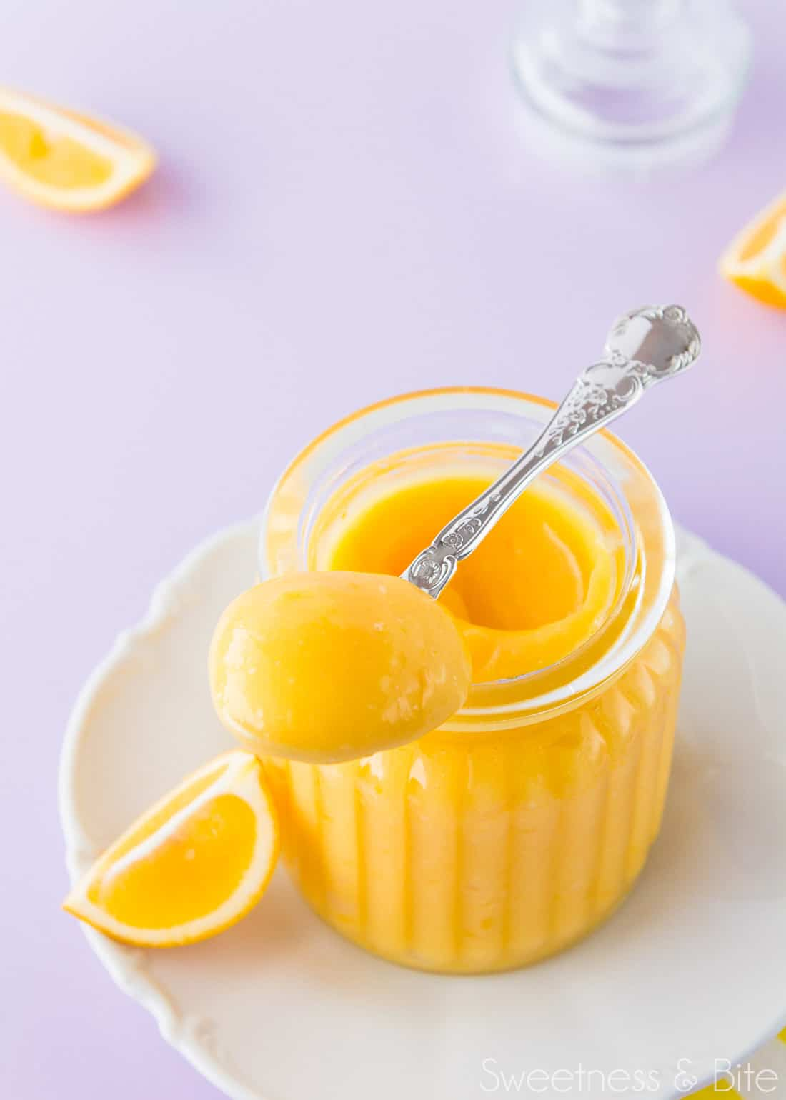 Easy Lemon Curd ~ Simple Microwave Lemon Curd Recipe by Sweetness & Bite