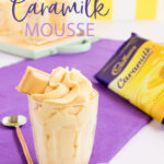 Easy Caramilk Mousse