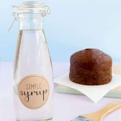Ultimate Guide to Sugar Syrup for Cakes