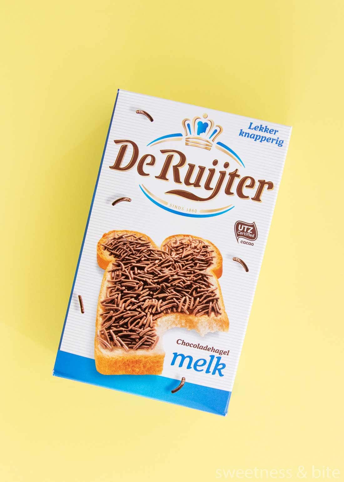 """hagelslag"" dutch chocolate sprinkles"
