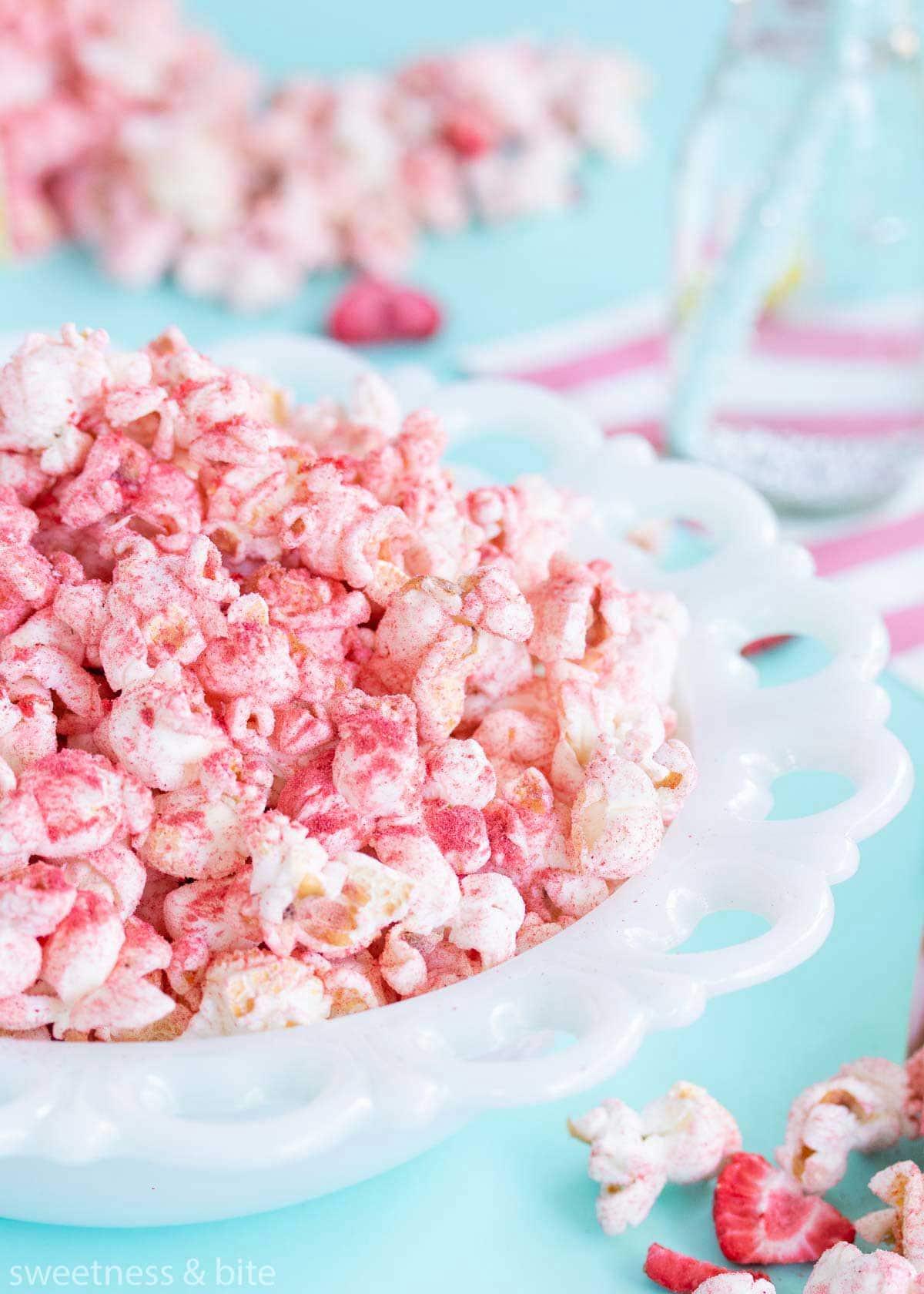 Easy Fruity Popcorn